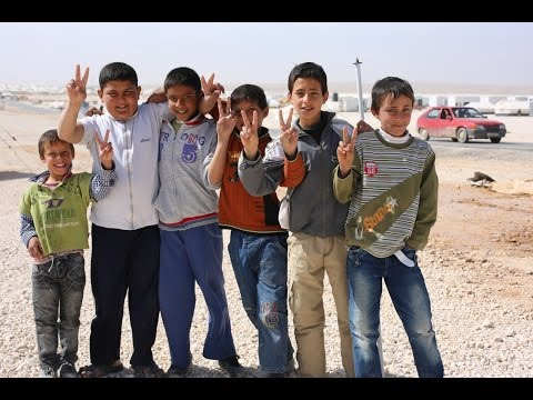 Humanity First Schools for Syrian Refugees