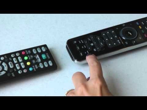 Universal Remote Control -- URC 7960 Smart Control Learning | One For All