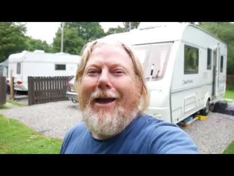 Full Time RV Living Day #4  - Caravan tour Part 2