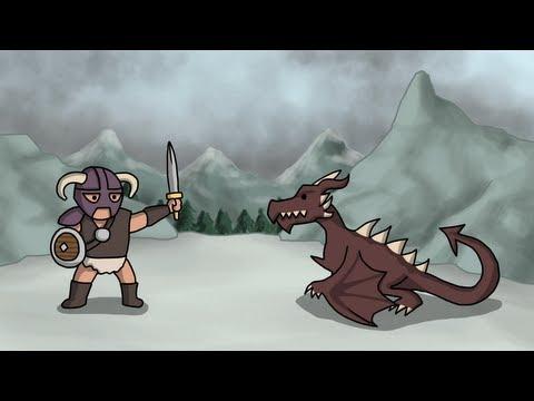 LORE - The Elder Scrolls Lore in a Minute!