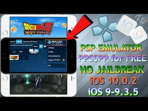 Install PSP Emulator - PPSSPP & Top Playstation Games For FREE on iOS 11 - 10 - 9  NO JAILBREAK !!