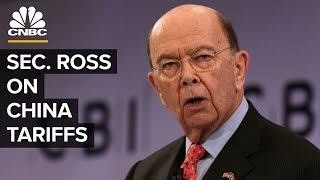 Download Wilbur Ross On US-China Trade War And Retaliation Video