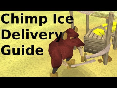 Chimp Ice Delivery Guide [Trimmed Comp Requirement]