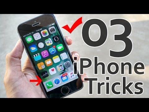 3 Secret iOS 10 Tricks! | Remove Animations Completely | Remove Labels | Decrease Brightness