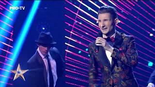 ANDREI CHETELEȘ - Românii Au Talent 2019 - Semifinala 1