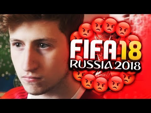 50 THINGS WE HATE ABOUT FIFA 18 WORLD CUP MODE