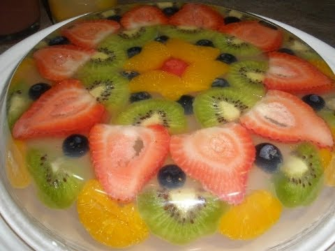 Agar Fruit Jelly