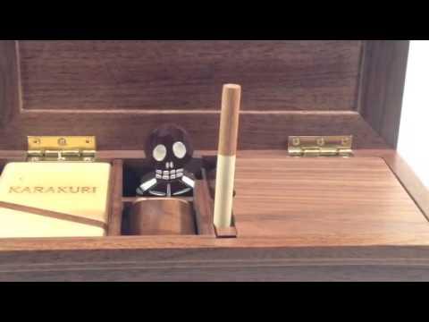 Kennedy Tobacco Box