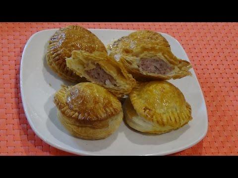 Yummy Crispy Pate Chaud- Banh Pateso