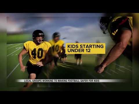News Making Football safer for kids