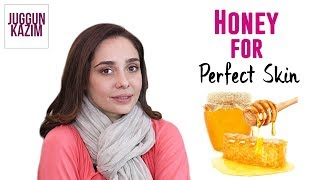 Perfect White Skin without any Beauty Creams | Lose Weight Easily by Using Honey | Juggun Kazim