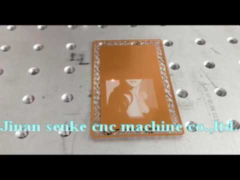 Protable 20w Fiber laser printing marking machine for all metals and non metals