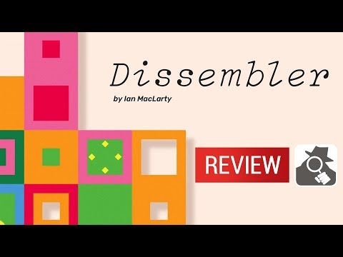 DISSEMBLER | AppSpy Review