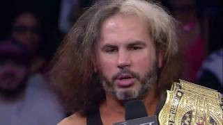 The Expedition of Gold Begins For The Hardys | IMPACT Feb. 9th, 2017