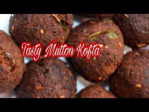 Dry Mutton Kofta Recipe | Mutton Kola Urundai in Tamil || Meatballs recipe | Mutton Balls