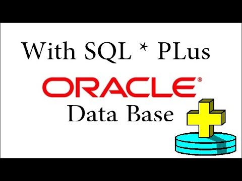 How to Install ORACEL 10g with SQL * Plus Installation
