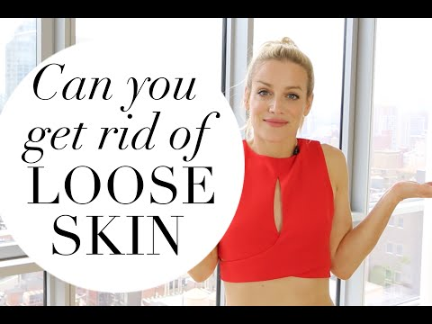 CAN YOU GET RID OF LOOSE SKIN   TRACY CAMPOLI   HOW TO GET RID OF LOOSE SKIN