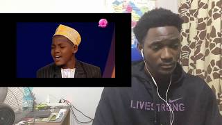 christian reacts to Heart flying Quran recitation by a young africian child-Abu Baker Kary