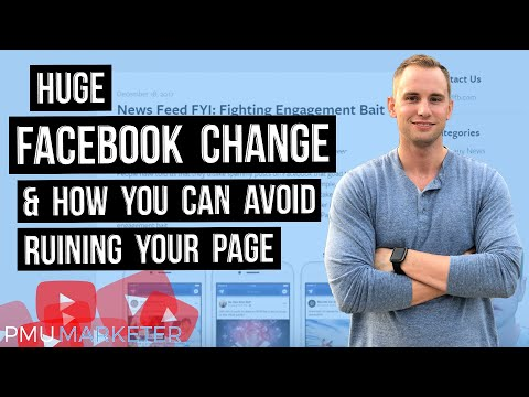 HUGE Facebook Change & How You Can Avoid Ruining Your Page