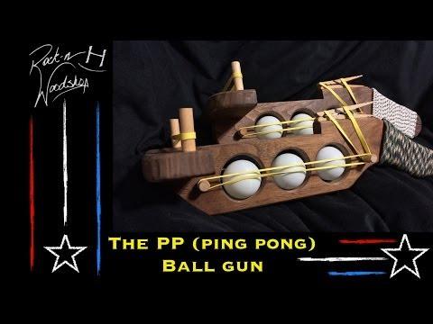 Kids PP Gun (Ping Pong)