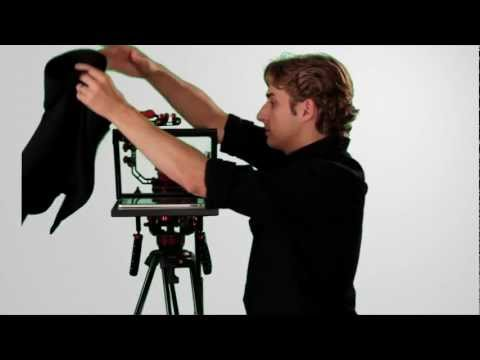 Gini Rig Review - Piung A, Cowboy Studio Shoulder Rig and Teleprompter