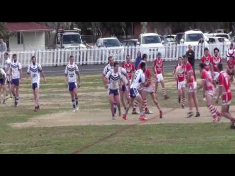 2017 Group 10 Round 11 - Bathurst St Pats v Mudgee Dragons