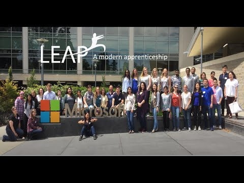 LEAP Program | Presentation for Microsoft Support Engineer Role