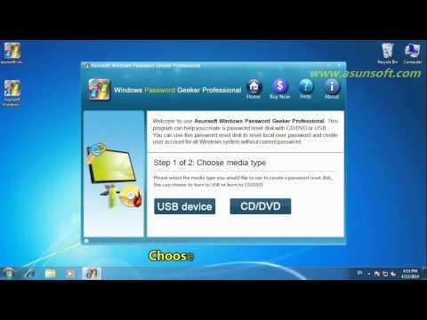Forgot Windows Vista Password No Reset Disk on HP Laptop