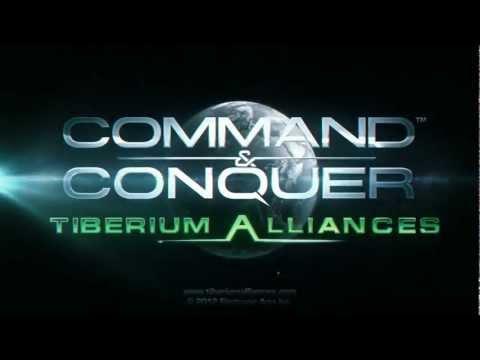 Command & Conquer Tiberium Alliances Launch Video - French