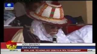 Ado Bayero celebrates 50 years on the throne as Emir of Kano