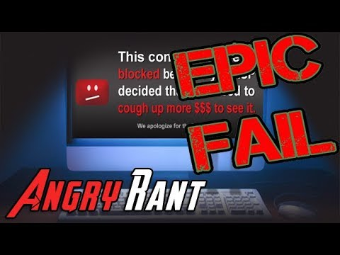 Net Neutrality & What Happens if We Lose - Angry Rant!