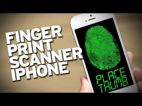 Apple's iOS7 to Support Fingerprint Recognition