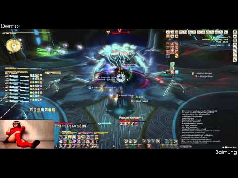 FFXIV [Demo] The Second Coil of Bahamut [Turn 3/Turn 8]