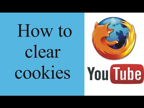 How to Clear Your Cache and Delete your Cookies on Firefox