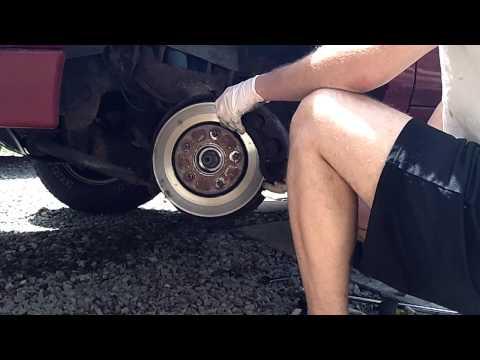 2002 Chevy Blazer Front Brakes