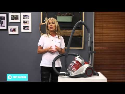 Vax VCP6B2000 Power 6 Bagless Vacuum Cleaner reviewed by product expert - Appliances Online
