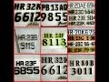 best lazer font number plates for your bikes/by a modifications/