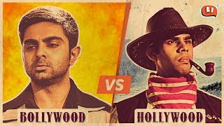 If Bollywood and Hollywood Were Roommates   Ft. Akash Deep Arora   Being Indian