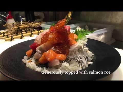 Sumiya - Top 15 Chirashi Don & Singapore's First Irori Genshiyaki