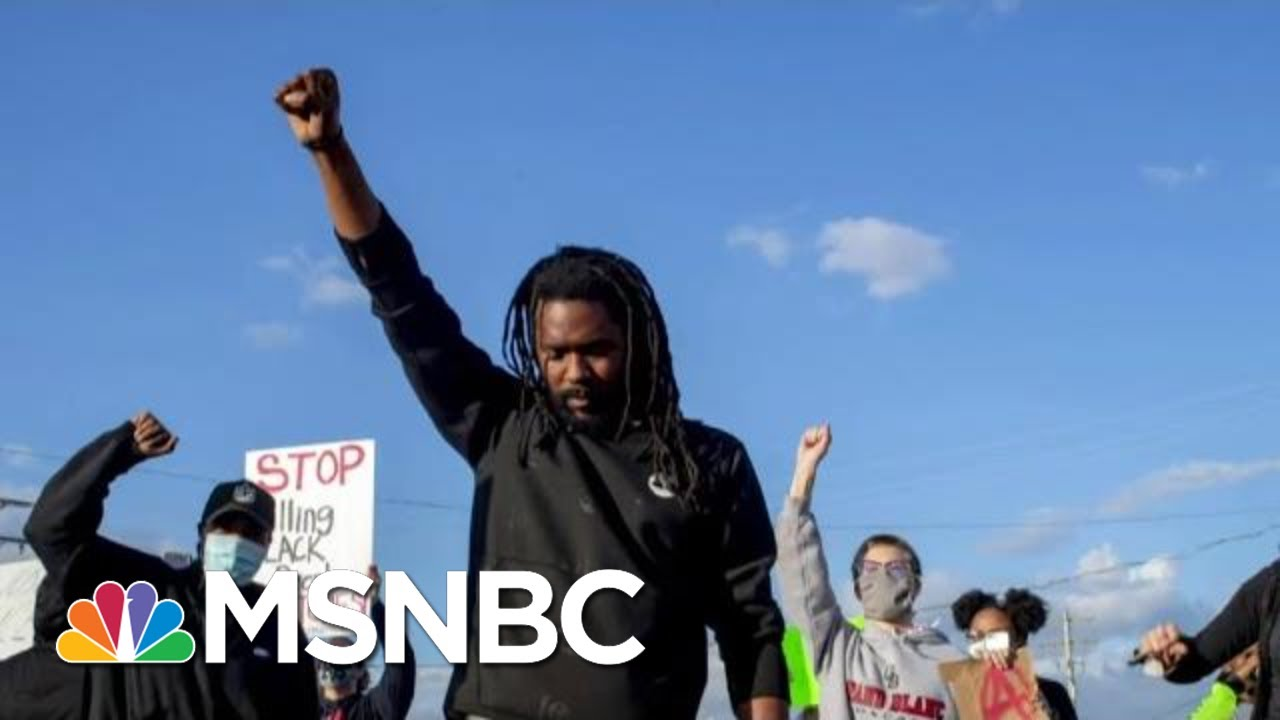 Killed For Jaywalking? Police Under Fire For Escalating Stop Of Black Man | The Beat With Ari Melber