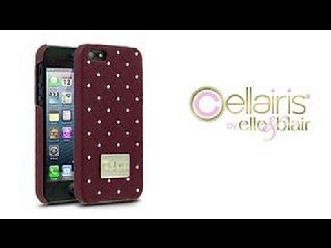Elle & Blair Whimsical Fairytale: Stylish iPhone 5 Cases