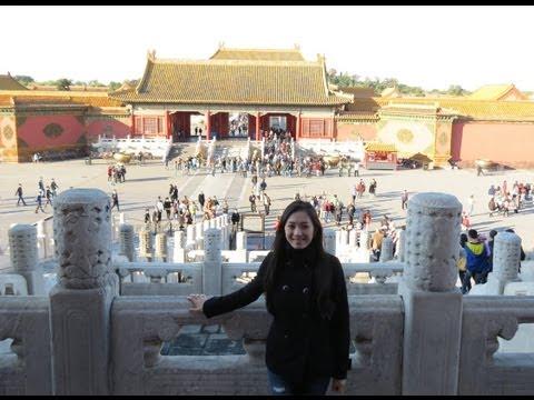 Vacay Vlog: Beijing - Summer Palace & Forbidden City!