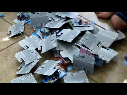 Hot Wheels Cars :  50-Car Gift pack Unboxing