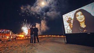 'Teen Wolf' star Colton Haynes engaged to boyfriend Jeff Leatham
