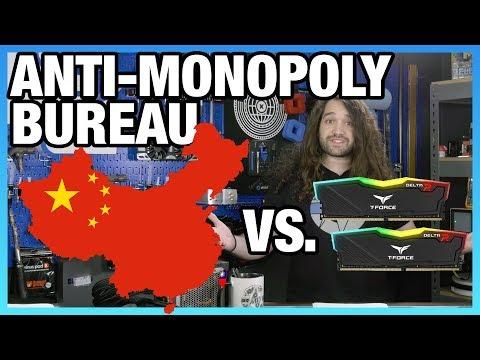 HW News - China vs. Memory Makers, B450 Chipset Specs