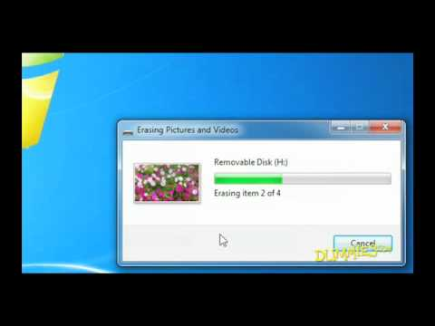 How to Import Pictures from a Digital Camera into Windows 7 For Dummies