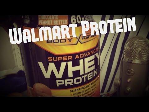 Cheap Walmart Peanut Butter Protein