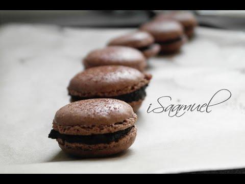 French Chocolate Macarons | Recipe