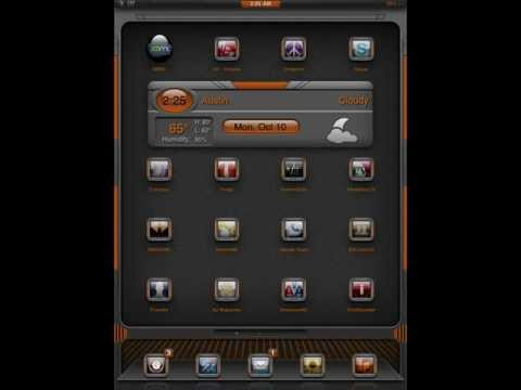How to install Blaz Hd Theme and Change Weather location iPad iPhone iPod