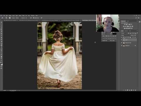 Quick Tip Tutorial How to create the Vintage Christmas Card Effect in Photoshop